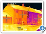 5 Thermal image of the existing building